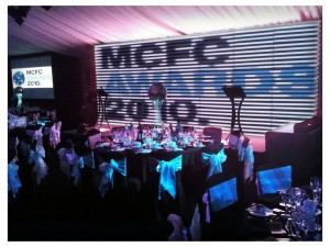 Manchester City Awards 2010