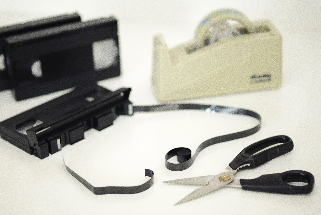 DIY Video - Editing VHS