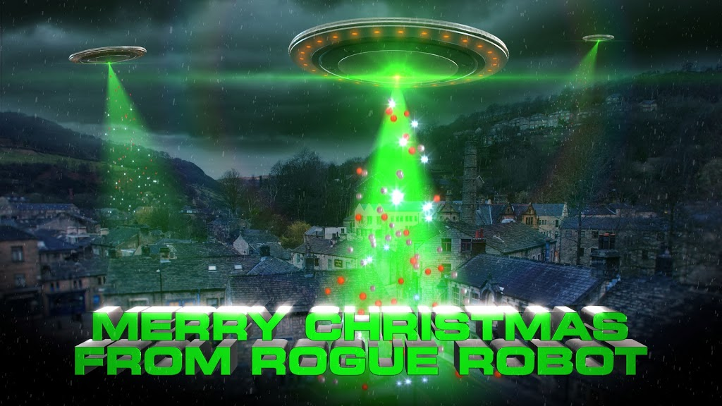 Merry Christmas from the Robots in the Hills!