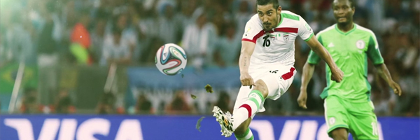 Rogue Robot celebrates the World Cup 2014 with new film for VISA
