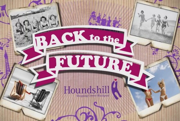 Houndshill Blackpool Back to the future