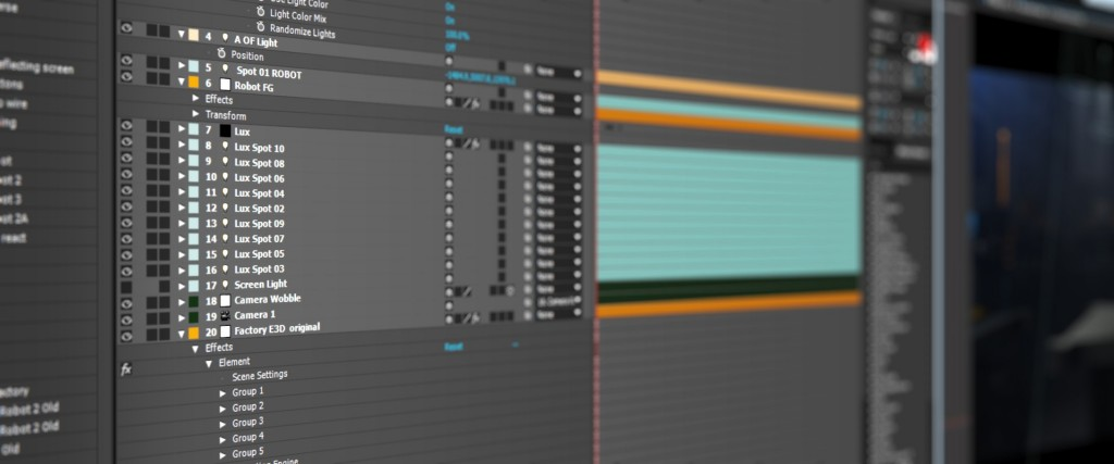 RR After Effects Layers