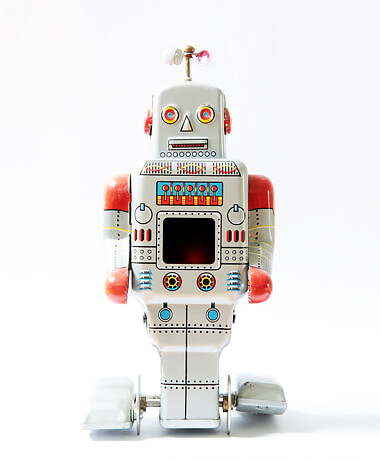 White Robot About Us