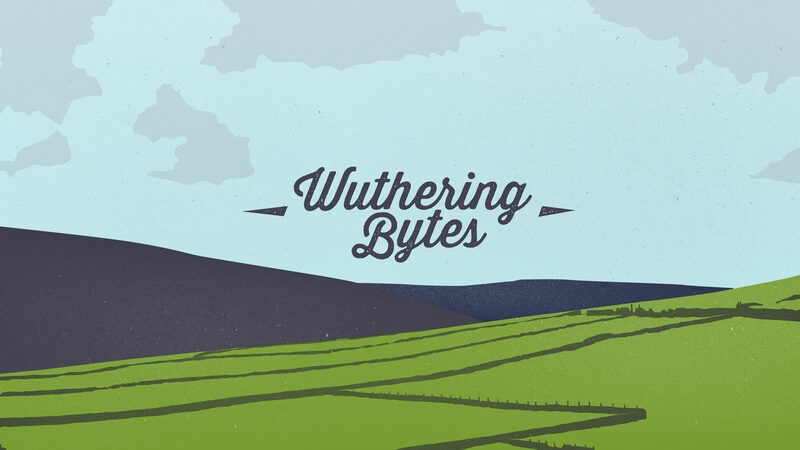 Live event production for Wuthering Bytes